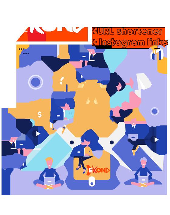 ByTr.ee | URL shortener | Social Landing page